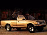 Toyota T100 Regular Cab 4WD 1993–98 pictures