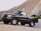 Images of Toyota Tacoma Regular Cab 4WD 1998–2000