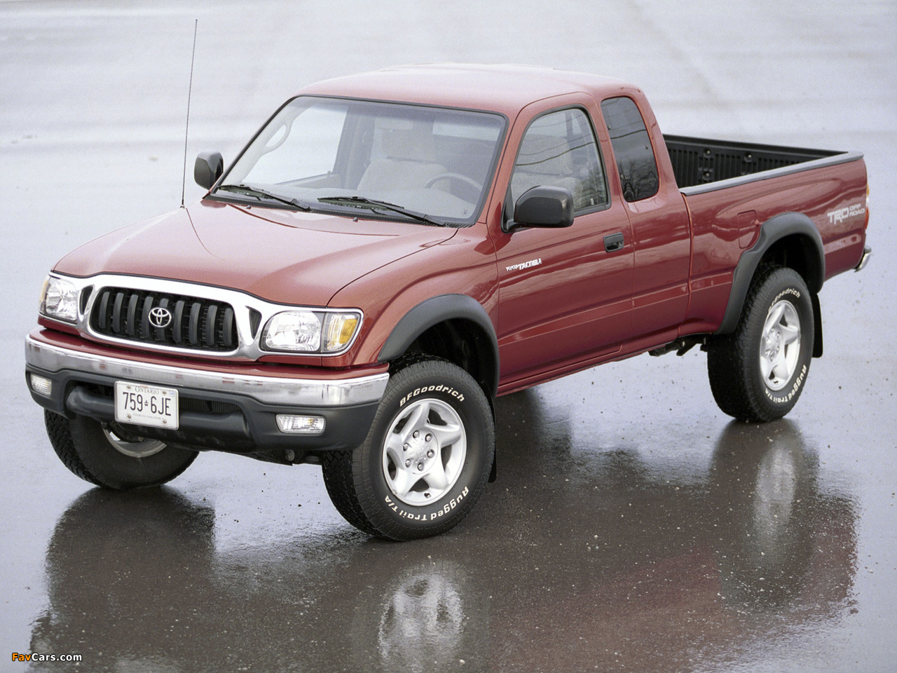 images of trd toyota tacoma prerunner xtracab off road edition 2001 04 1280x960. Black Bedroom Furniture Sets. Home Design Ideas