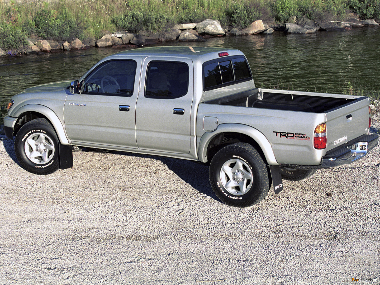 Images Of Trd Toyota Tacoma Prerunner Double Cab Off Road