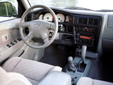 Images of TRD Toyota Tacoma PreRunner Double Cab Off-Road Edition 2001–04