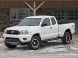 Images of TRD Toyota Tacoma Access Cab 2012