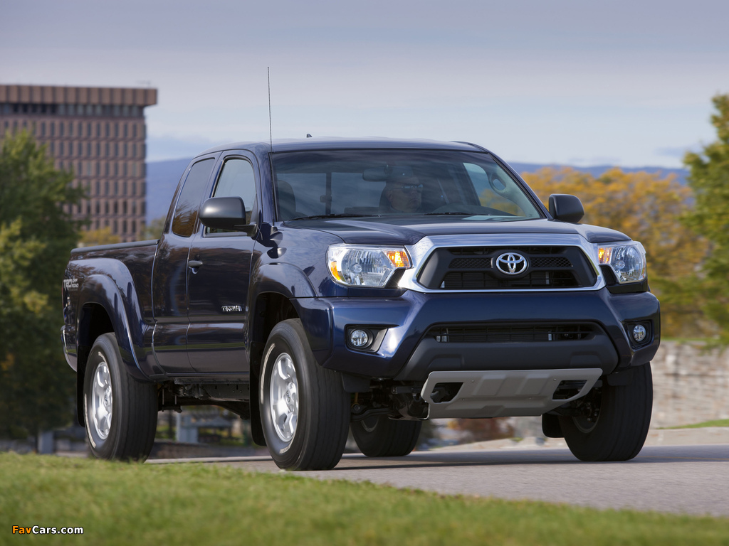 images of trd toyota tacoma access cab off road edition 2012 1024x768. Black Bedroom Furniture Sets. Home Design Ideas