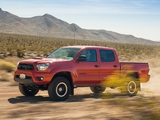 Images of TRD Toyota Tacoma Double Cab Pro 2014