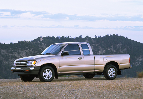 of Toyota Tacoma Xtracab 2WD 19982000