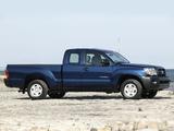 Photos of Toyota Tacoma Access Cab 2005–12