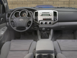 Photos of TRD Toyota Tacoma Access Cab Sport Edition 2005–12