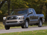 Photos of Toyota Tacoma Access Cab 2012