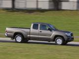 Photos of Toyota Tacoma Access Cab 2012