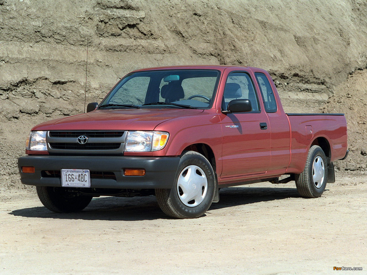 Pictures Of Toyota Tacoma Xtracab 2wd 1998 2000 1280x960