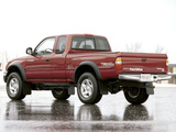 Pictures of TRD Toyota Tacoma PreRunner Xtracab Off-Road Edition 2001–04