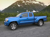 Pictures of TRD Toyota Tacoma Access Cab Sport Edition 2005–12