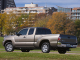 Pictures of Toyota Tacoma Access Cab 2012