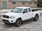 Pictures of TRD Toyota Tacoma Access Cab 2012