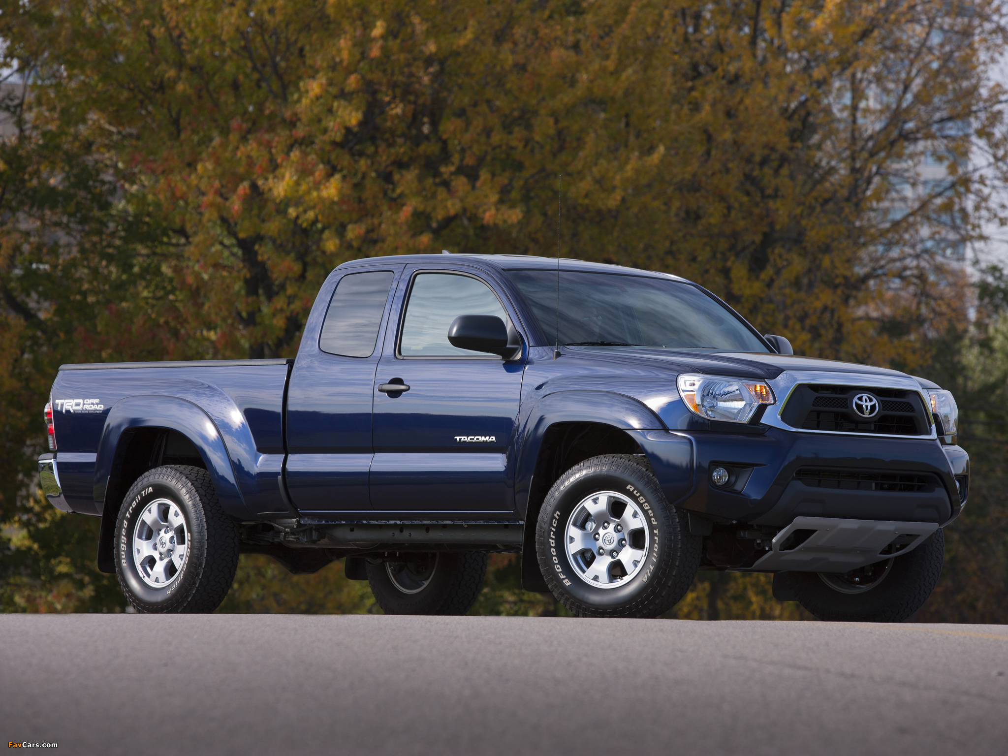 Pictures Of Trd Toyota Tacoma Access Cab Off Road Edition