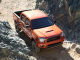 Pictures of TRD Toyota Tacoma Double Cab Pro 2014