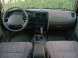 TRD Toyota Tacoma Xtracab 4WD 1998–2000 photos