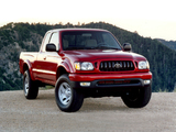 Toyota Tacoma SR5 V6 4WD Xtracab 2001–04 images