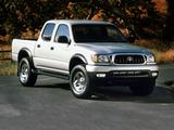 Toyota Tacoma PreRunner Double Cab 2001–04 photos