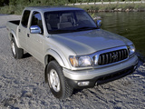 TRD Toyota Tacoma PreRunner Double Cab Off-Road Edition 2001–04 pictures