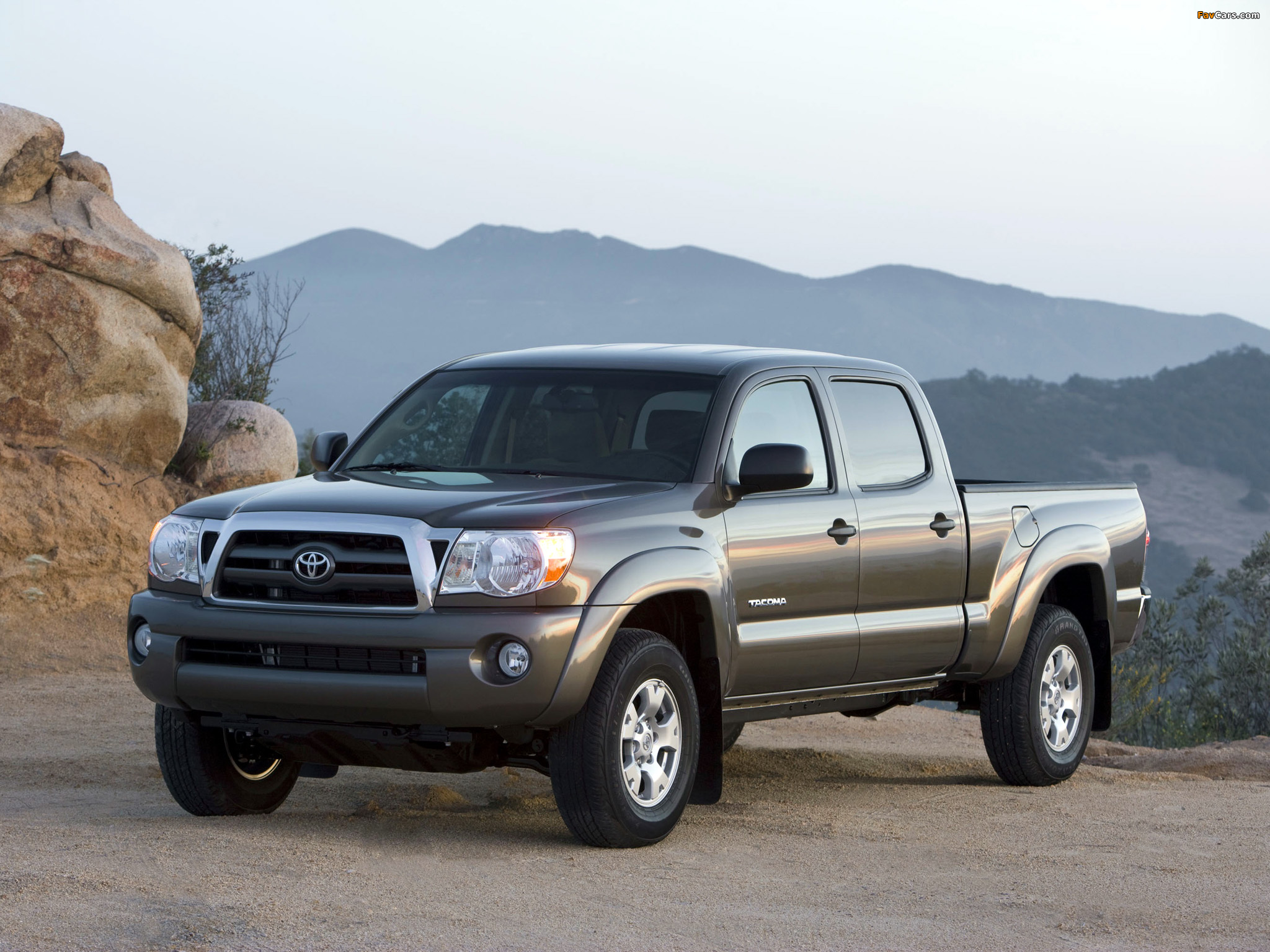 Toyota Tacoma Double Cab 2005 12 Wallpapers 2048x1536