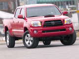 TRD Toyota Tacoma Double Cab Sport Edition 2006–12 wallpapers