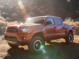 TRD Toyota Tacoma Double Cab Pro 2014 wallpapers