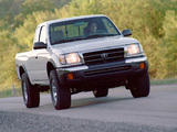 TRD Toyota Tacoma Xtracab 4WD 1998–2000 wallpapers