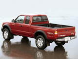 TRD Toyota Tacoma PreRunner Xtracab Off-Road Edition 2001–04 wallpapers