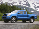 TRD Toyota Tacoma Access Cab Sport Edition 2005–12 wallpapers