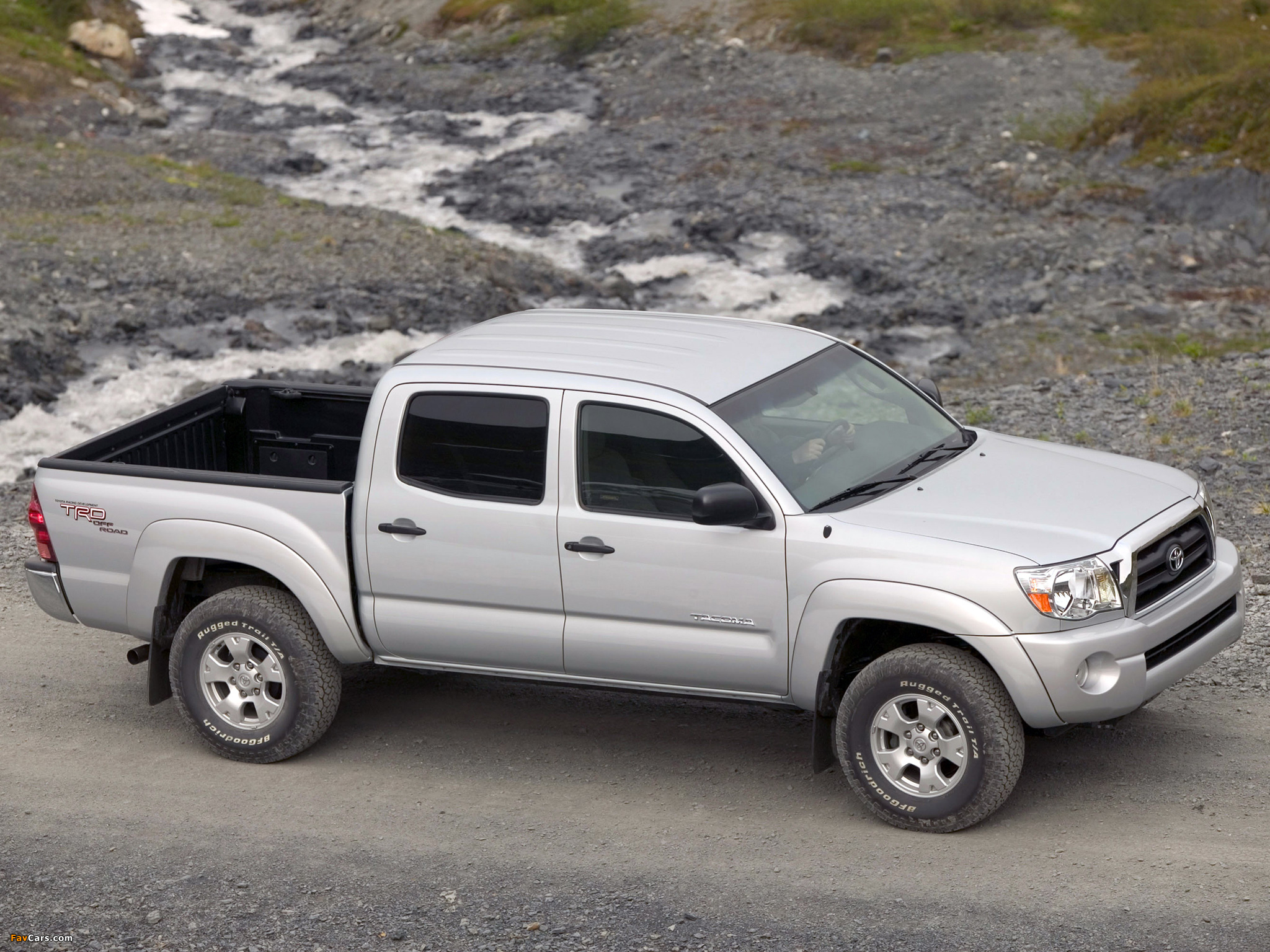 TRD Toyota Tacoma Double Cab Off-Road Edition 2006–12 ...