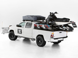 Toyota Tacoma DC Shoes 2013 wallpapers