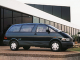 Images of Toyota Tarago 1990–2000