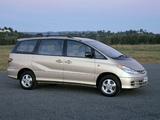 Images of Toyota Tarago 2000–03