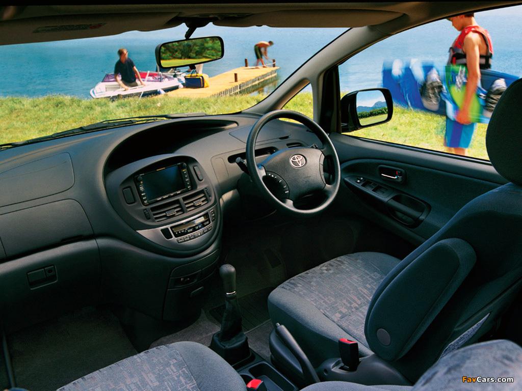 Images of Toyota Tarago 2003–06 (1024 x 768)