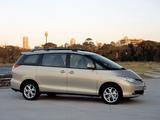 Images of Toyota Tarago 2007