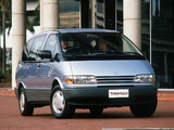 Photos of Toyota Tarago 1990–2000