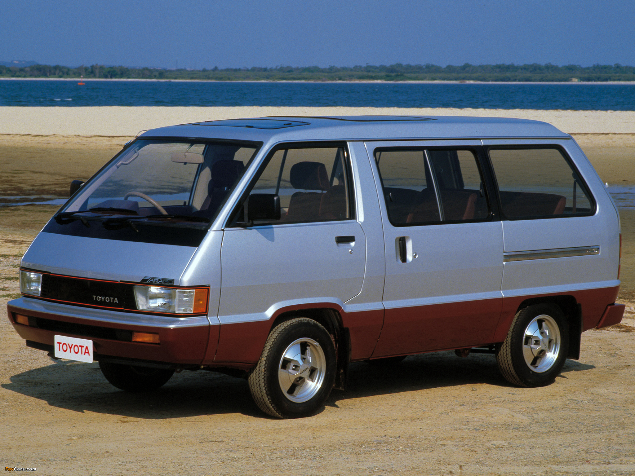 Toyota Tarago 1984–90 photos (2048 x 1536)