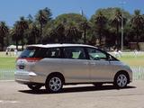 Toyota Tarago 2007 images