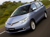 Toyota Tarago 2007 wallpapers