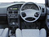Images of Toyota Tazz 160i XE (EE90) 1996–2006