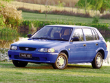 Toyota Tazz 130 (EE90) 1996–2006 images