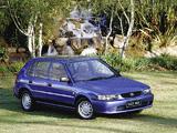 Toyota Tazz 160i (EE90) 1996–2006 photos