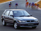 Toyota Tazz 130 Sport (EE90) 1996–2006 pictures