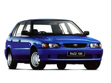 Toyota Tazz 130 (EE90) 1996–2006 wallpapers