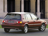 Toyota Tazz 160i XE (EE90) 1996–2006 wallpapers