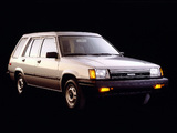 Images of Toyota Tercel Wagon 1983–87