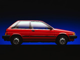 Images of Toyota Tercel 3-door US-spec 1987–90