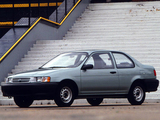 Images of Toyota Tercel Coupe CE US-spec 1990–94