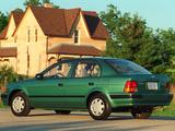 Images of Toyota Tercel Sedan US-spec 1994–98